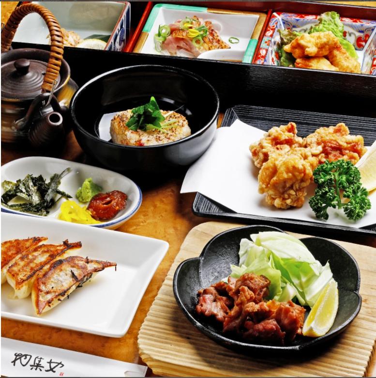鶏肉料理をリーズナブルに味わう宴会に◎『おまかせ2,500円コース』全5品